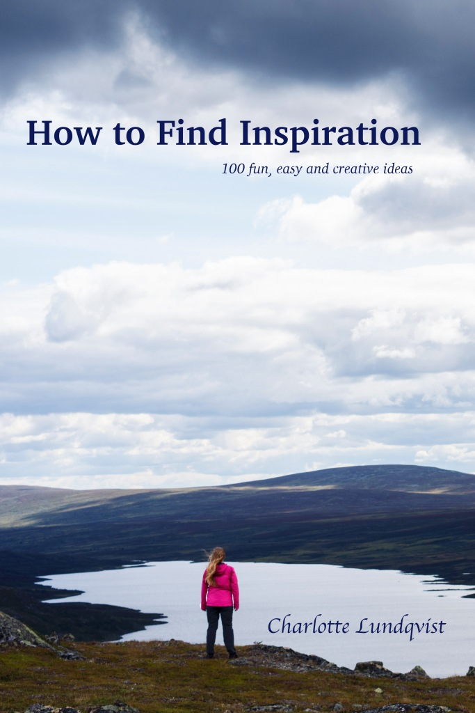 Cover How to Find Inspiration